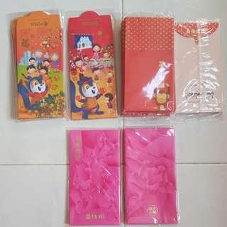 Red Packet Ang Bao Monkey set