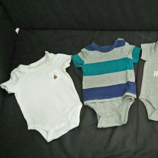 Repriced Gap baby boy tops