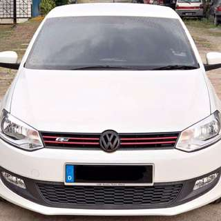 VOLKSWEGEN POLO HATCHBACK 1.6