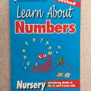 Learn about Numbers [Nursery]