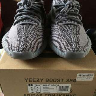 adidas Yeezy Boost 350 'Beluga 2.0'