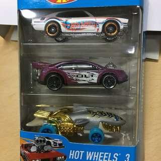 hotwheels 3pack