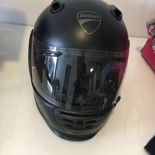 Ducati Rebel Logo 14Full Face Helmet