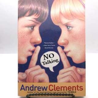 No Talking (ENGLISH)