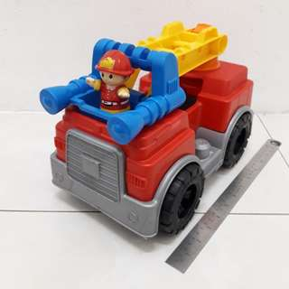 Megabloks Fire Truck