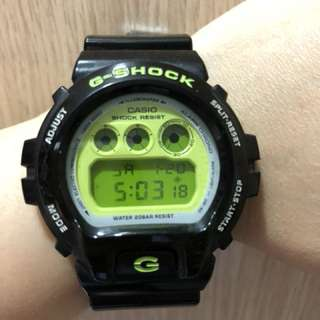 Casio G-Shock DW-6900 黑色