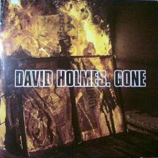 "Vg+ nm David holmes record vinyl single 12"" gone"