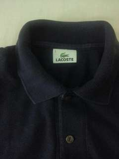Lacoste navy blue !!