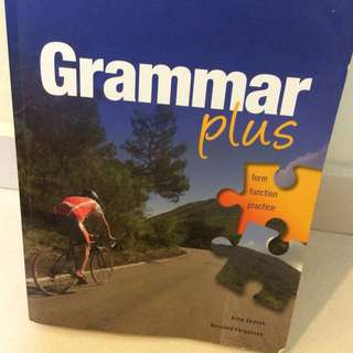 Learners Grammar Plus Practice & Answer