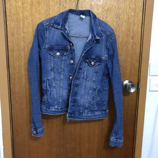 Brand new H&M denim jacket