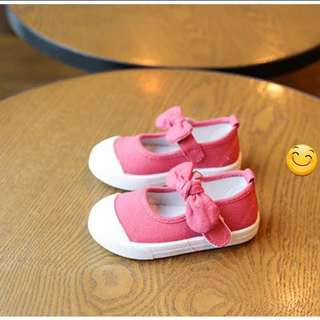 Sepatu Anak - Fuchsia