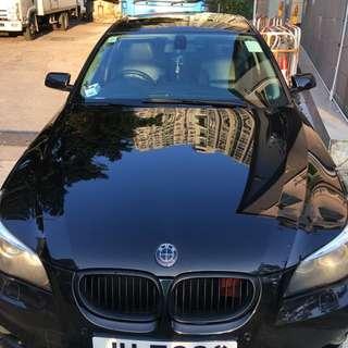 """04"""" BMW E60 530i"""