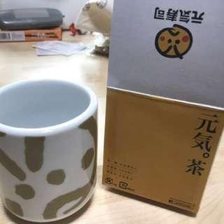 元氣壽司 茶杯