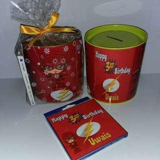 Customised Flash Theme Goodie Pack
