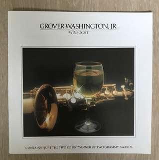 Grover Washington Jr CD