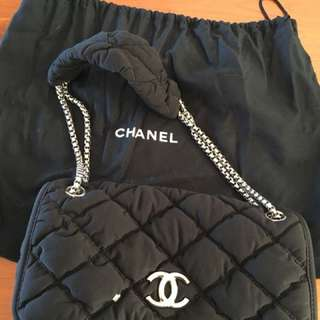 Classic Chanel fabric bag