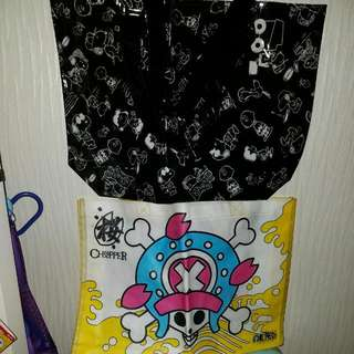 One Piece Chopper Snoopy 袋 3個一套出