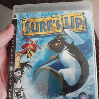 Surf's Up (Original) (PS3) Nego