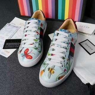 Gucci Printed Sneakers