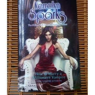 novel sang vampir jutawan