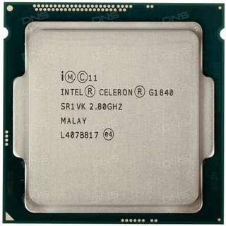Celeron G1840 2.8GHz