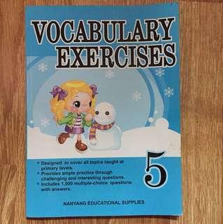 Vocabulary Exercises 5