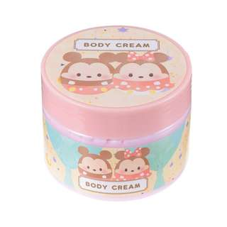 Japan Disneystore Disney Store Disney Ufufy Mickey & Minnie Mouse Happy Weather Body Cream
