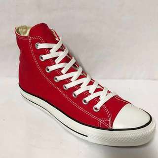 [INSTOCK] CONVERSE CT AS HI RED CANVAS