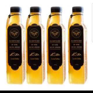 Top grade wild honey