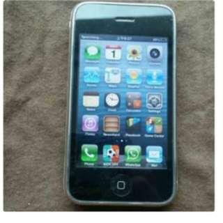 徵收1部iPhone 3GS 急要