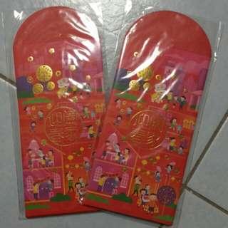 Red Packets/ Ang Bao Packets