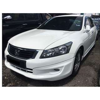 2009 HONDA ACCORD 2.0(A) VTI-L FULL SPEC