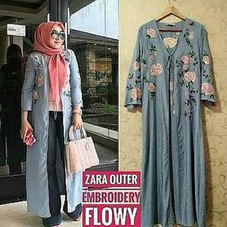 BW - Zara Outer Embroidery 114.000
