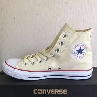 [INSTOCK] CONVERSE CT AS HI OFF WHITE CANVAS