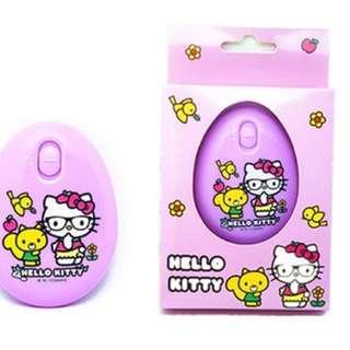 Hello kitty 電子暖蛋 (紫色)