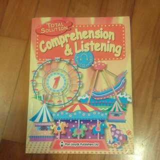 Pan lloyds comprehension and listening book 1