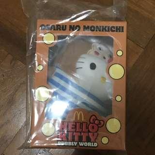Hello Kitty x Monkichi McDonald'a Happy Meal
