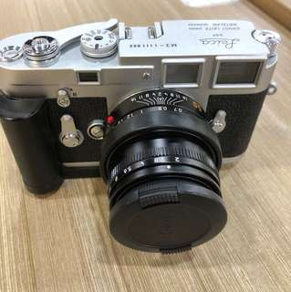 Leica M3 - single stroke