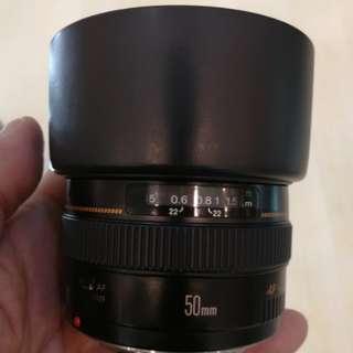 Canon 50mm f/1.4 , macam baru, no Fungus n Haze