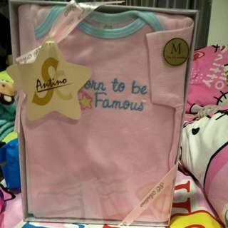 Antino 1 Piece Baby Girl Gift Set