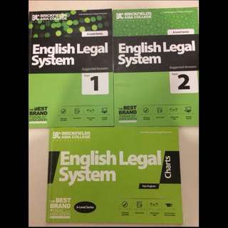English Legal System and Tort Law