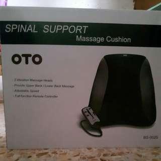 OTO Spinal Support Massage Cushion