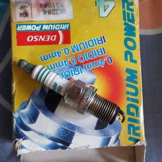 Irridium Plug 4 pc