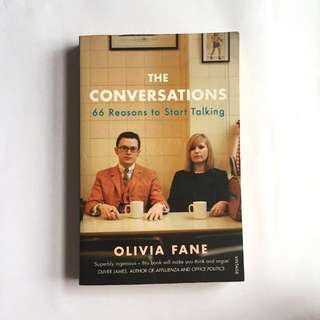 The Conversations: 66 Reasons to Start Talking - Olivia Fane
