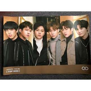 INFINITE Top Seed Poster