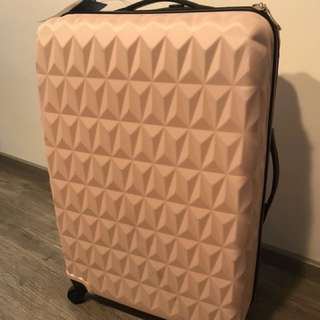 Primark Baby Pink Luggage