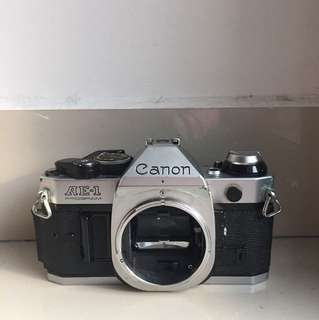Canon AE-1 Program Body