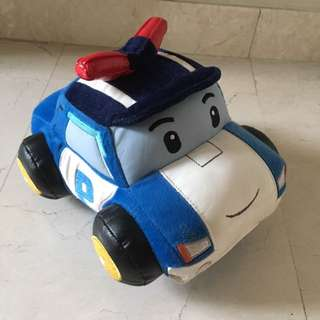 Robocar Poli run-around