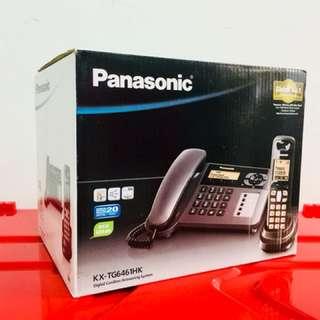 Panasonic 子母電話 Digital cordless answering system