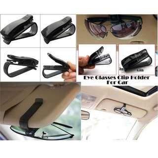 Penjepit Kacamata di Mobil
